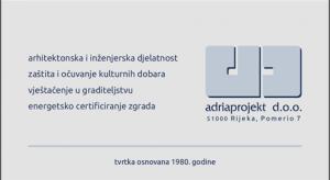 adriaprojekt